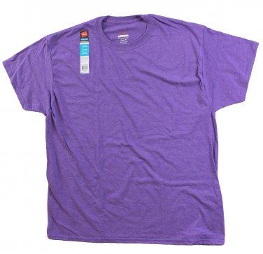 Mens Purple T-Shirt XLarge