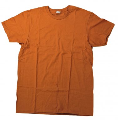 Mens Jersey Crew Tee Texas Orange XXLarge
