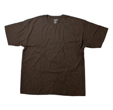 Mens Cotton Jersey T-Shirt Cleveland Brown XXLarge