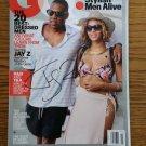 Jay Z signed Magazine