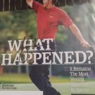 Tiger Woods signed Magazine