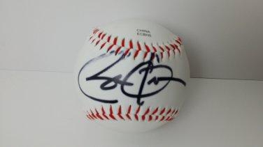 Barack Obama signed MLB Baseball