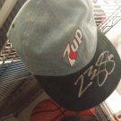 LeBron James ROOKIE signed Sprite Hat