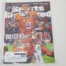 Clemson Tigers team signed magazine