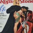 Cardi B / Offset autographed magazine