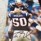 Tom Brady signed photo