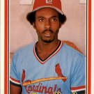 1981 Donruss 187 Garry Templeton