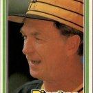 1981 Donruss 257 Chuck Tanner MG