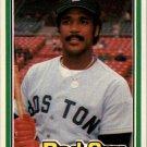 1981 Donruss 338 Jim Rice
