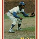 1981 Donruss 485 Lenny Randle