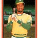 1981 Donruss 497 Mike Edwards