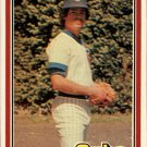1981 Donruss 587 Doug Capilla