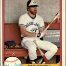 1981 Fleer 417 Roy Howell