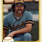1981 Fleer 520 Bob McClure