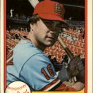 1981 Fleer 541 Terry Kennedy