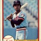 1981 Fleer 567 Darrell Jackson
