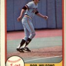 1981 Fleer 569 Rob Wilfong
