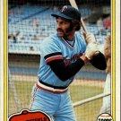 1981 Topps 219 Ken Landreaux