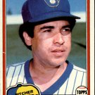 1981 Topps 271 Bill Castro