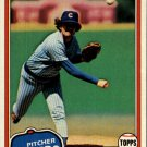 1981 Topps 590 Bruce Sutter