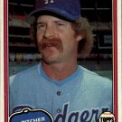 1981 Topps 24 Don Stanhouse