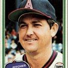 1981 Topps Traded 818 Doug Rau
