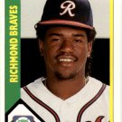 1990 Richmond Braves CMC 16 Geronimo Berroa