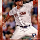 2015 Red Sox Topps BRS17 Matt Barnes