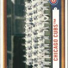 2006 Topps Heritage 183 Chicago Cubs TC