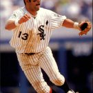 1996 Fleer White Sox 6 Ozzie Guillen