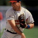 1996 Indians Fleer 12 Herb Perry