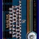 2003 Topps 641 Florida Marlins TC