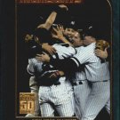 2001 Topps 405 New York Yankees HL