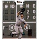 2008 Yankees Topps NYY11 Johnny Damon