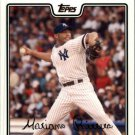 2008 Yankees Topps NYY12 Mariano Rivera
