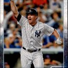 2015 Yankees Topps NYY17 Chase Headley