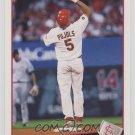 2009 Cardinals Topps STL1 Albert Pujols