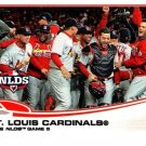2013 Topps 269 St. Louis Cardinals