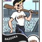 2003 Bazooka 7GI Bazooka Joe Giants