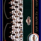 2003 Topps 654 San Francisco Giants TC