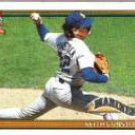 1991 Topps 337B Keith Comstock COR/(Mariners logo on front)