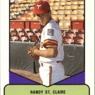 1990 ProCards AAA 193 Randy St. Claire