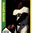 1990 Denver Zephyrs CMC 8 Tim Torricelli