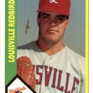 1990 Louisville Red Birds CMC 22 Tim Sherrill