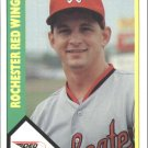 1990 Rochester Red Wings CMC 3 Mickey Weston