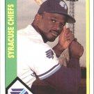 1990 Syracuse Chiefs CMC 24 Mark Whiten