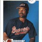 1991 Line Drive AA 218 Earl Sanders