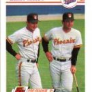 1991 Line Drive AAA 400 Coaches/Alan Bannister/Larry Hardy