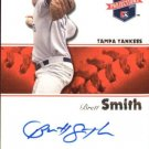 2008 TRISTAR PROjections Autographs 136 Brett Smith