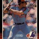 1985 Donruss 585 Jim Wohlford